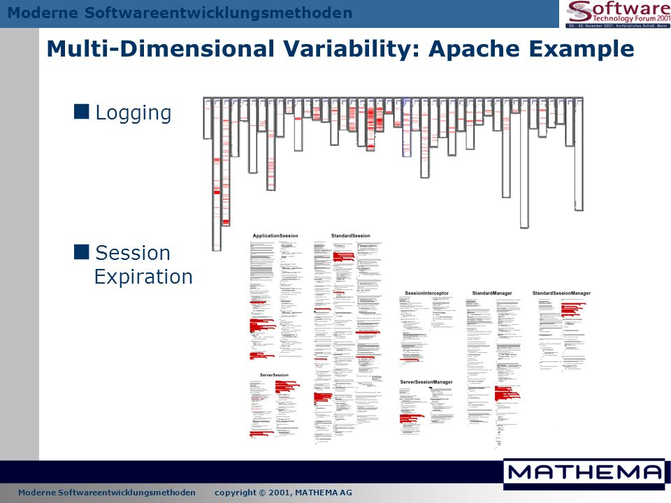 Multi-Dimensional Variability: Apache Example