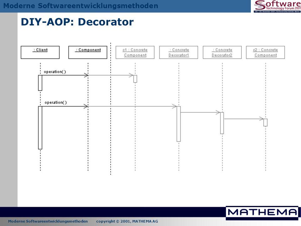 DIY-AOP: Decorator
