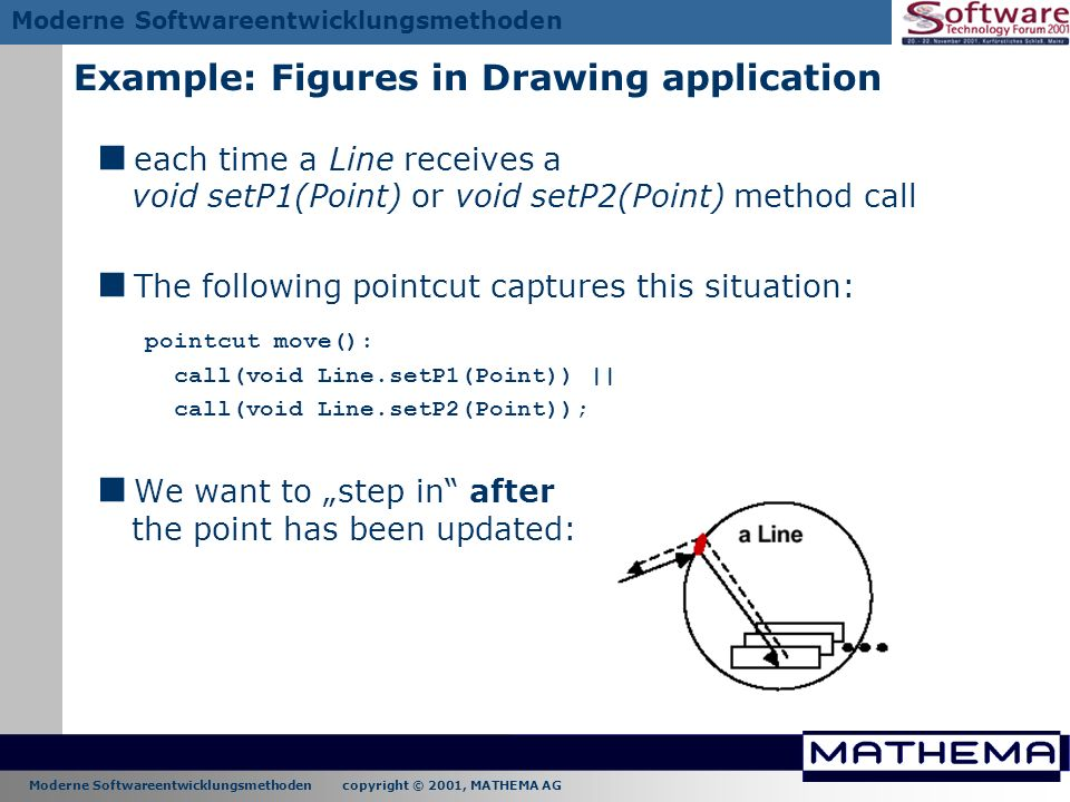 Example: Figures in Drawing application