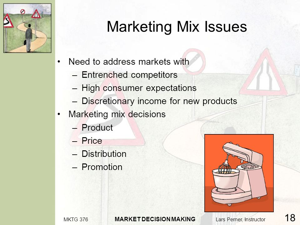 Marketing Mix: The 4Ps Of Marketing For Businesses