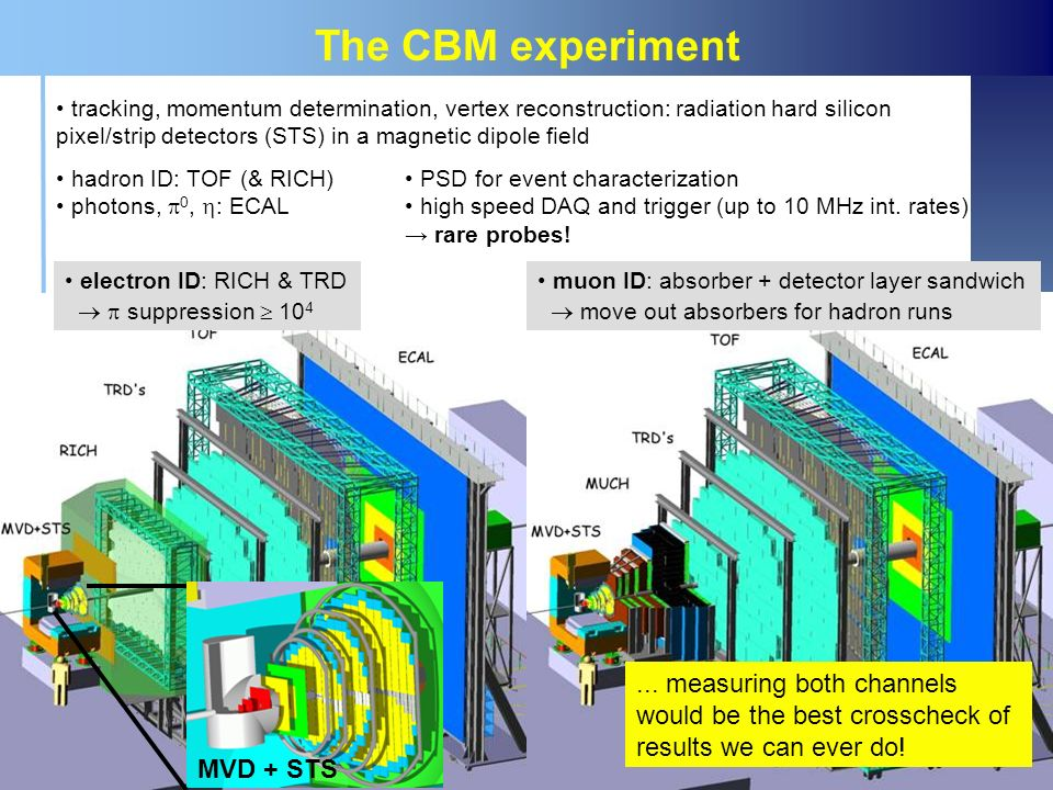 The CBM experiment