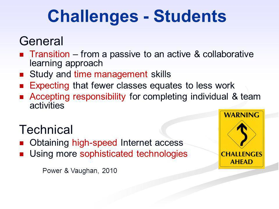 Challenges - Students General Technical