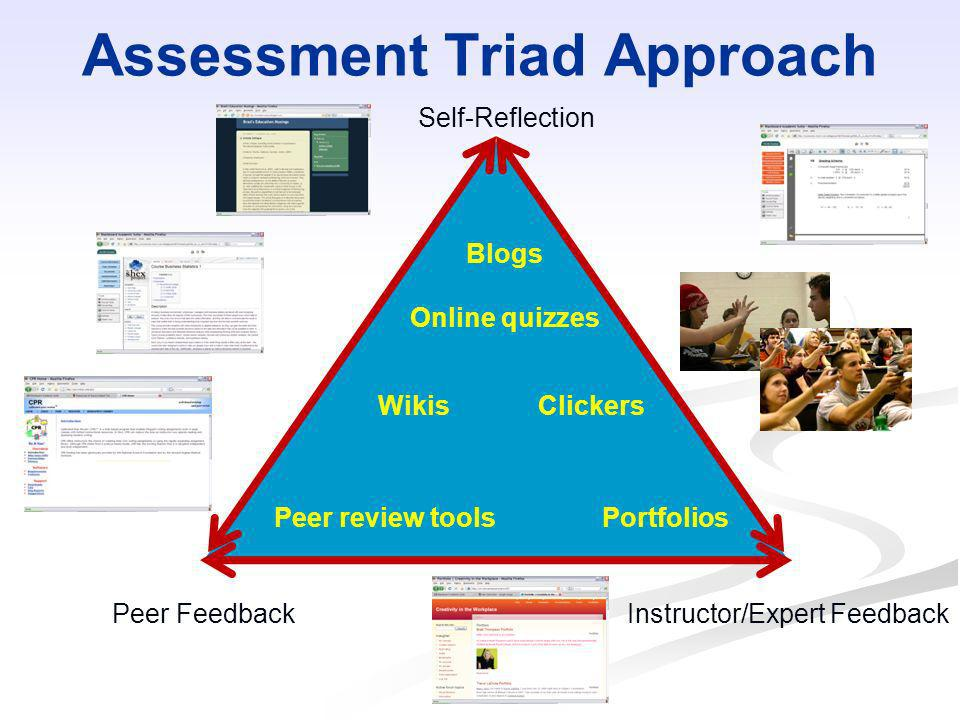 Assessment Triad Approach