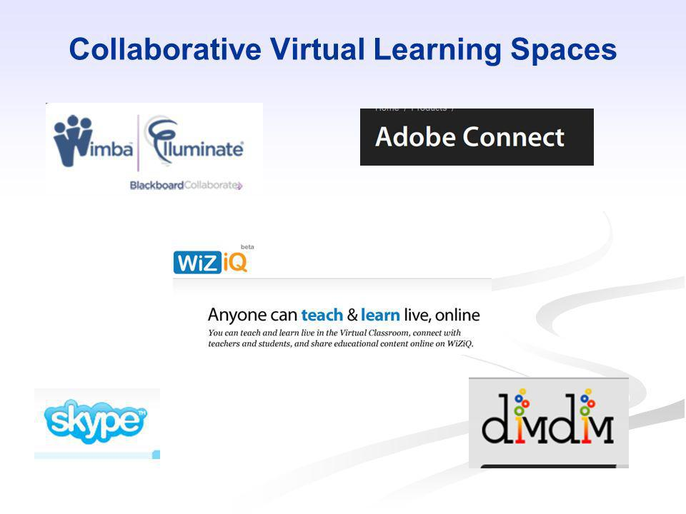 Collaborative Virtual Learning Spaces