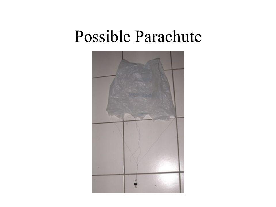 Possible Parachute