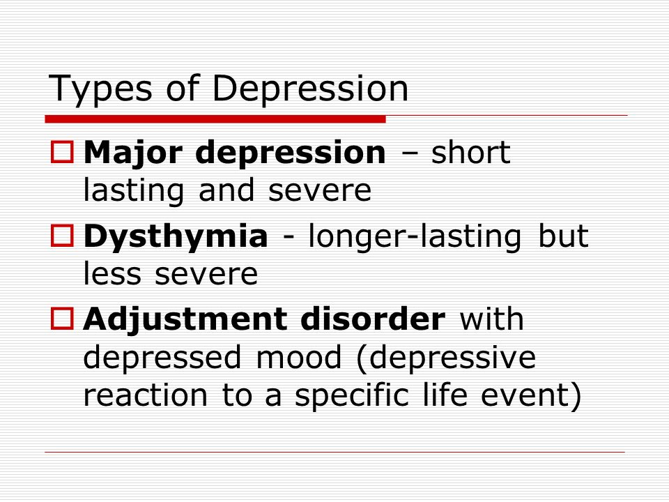 adjustment disorder with depressed mood cause Identify the signs and symptoms of adjustment disorder from the  with depressed mood  social anxiety disorder causes the exact cause of adjustment.