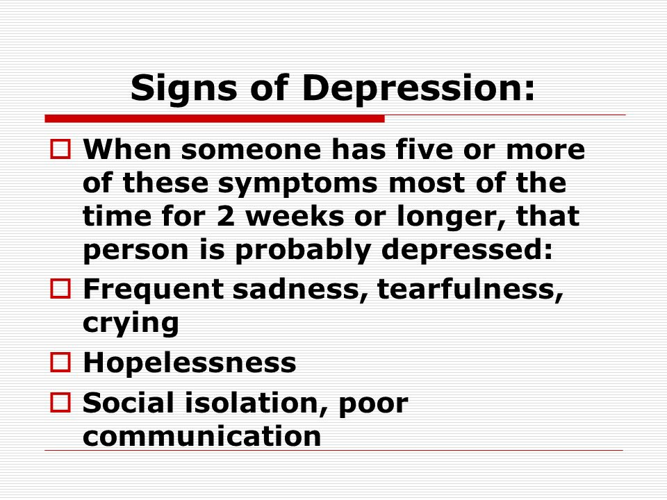 diagnosis of an old depressed patient Depression symptoms, causes and effects depression is likely to strike many people to some degree in their lifetime according to the centers for disease control and prevention, 91 percent of people reported current major or minor depression.