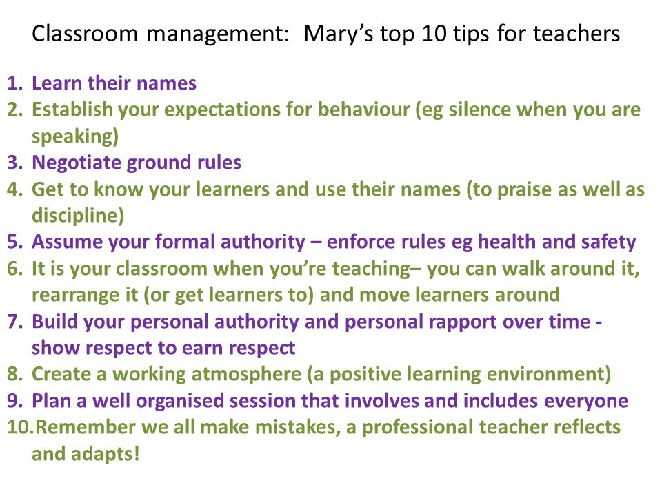 how can teachers trainers establish ground rules Setting ground rules for gp trainer groups: potential pitfalls and how to avoid  them  discussions about a trainee's progress are invaluable for the trainer   ground rules  .