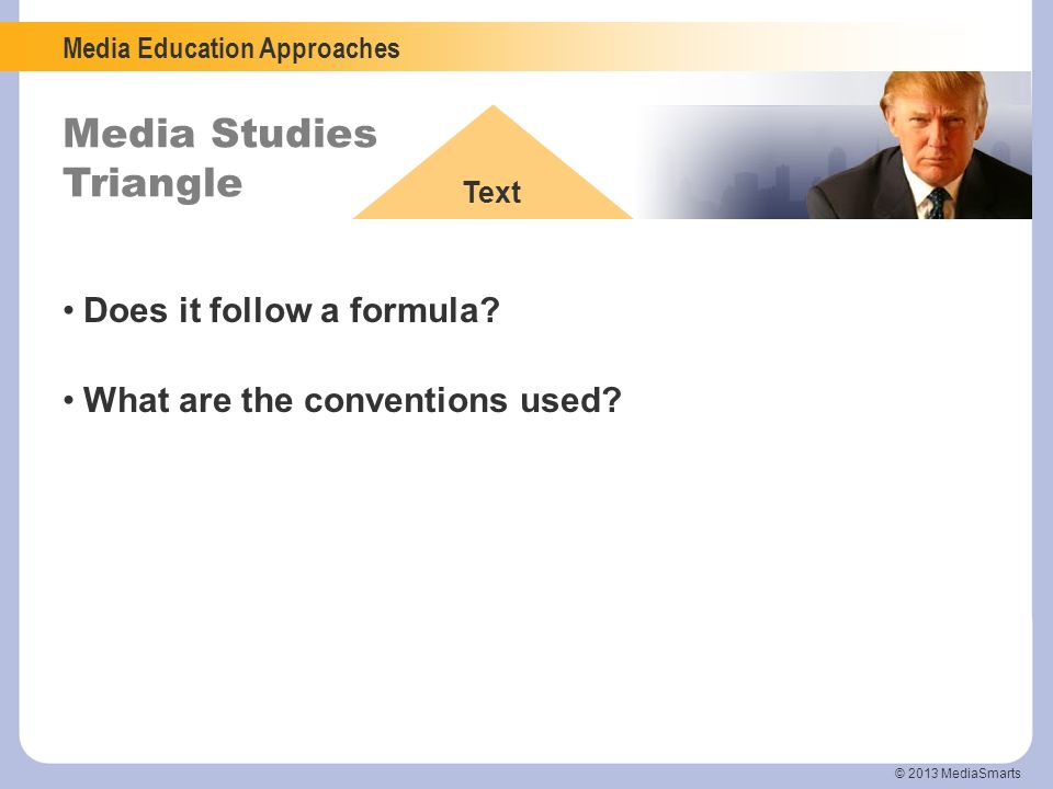 Does it follow a formula What are the conventions used
