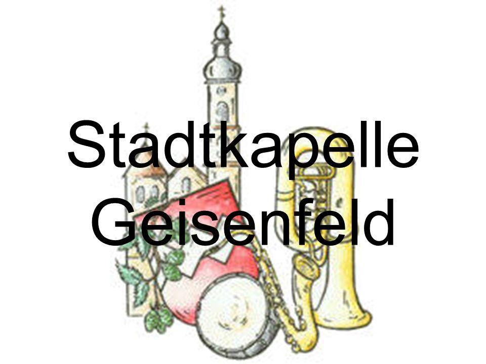 Stadtkapelle Geisenfeld
