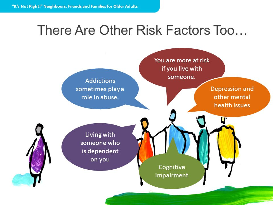 There Are Other Risk Factors Too…