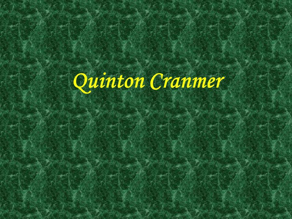Quinton Cranmer