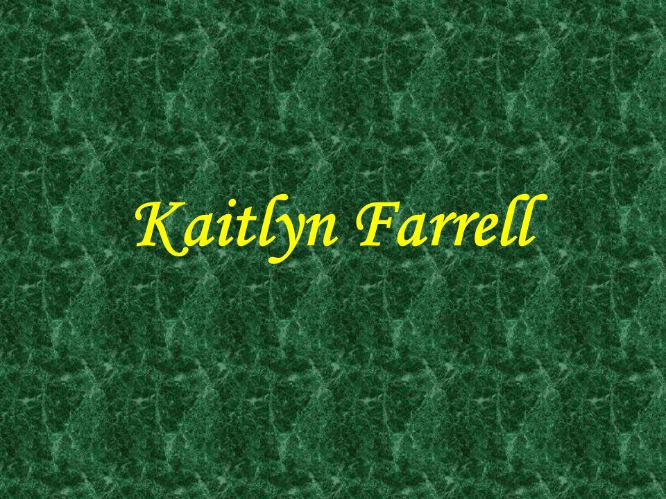 Kaitlyn Farrell