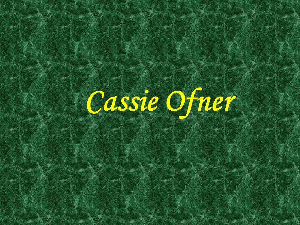 Cassie Ofner