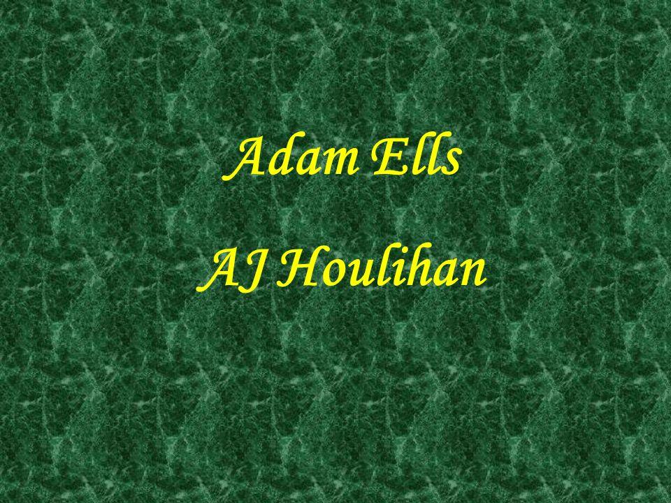 Adam Ells AJ Houlihan