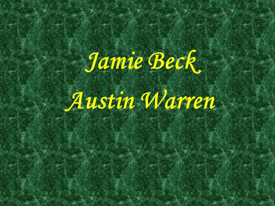Jamie Beck Austin Warren