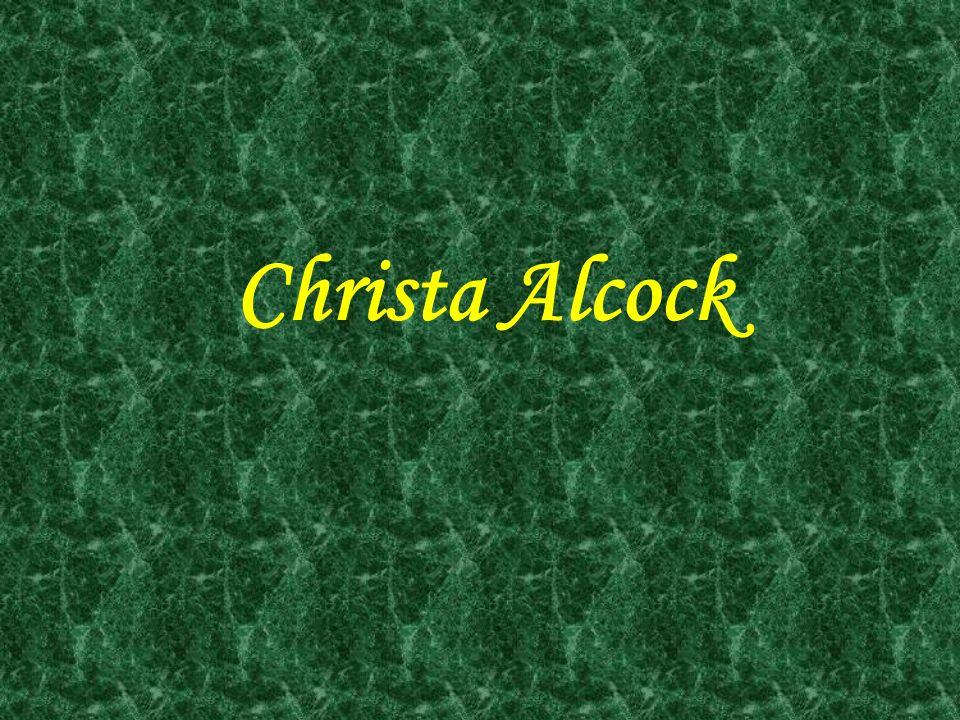 Christa Alcock