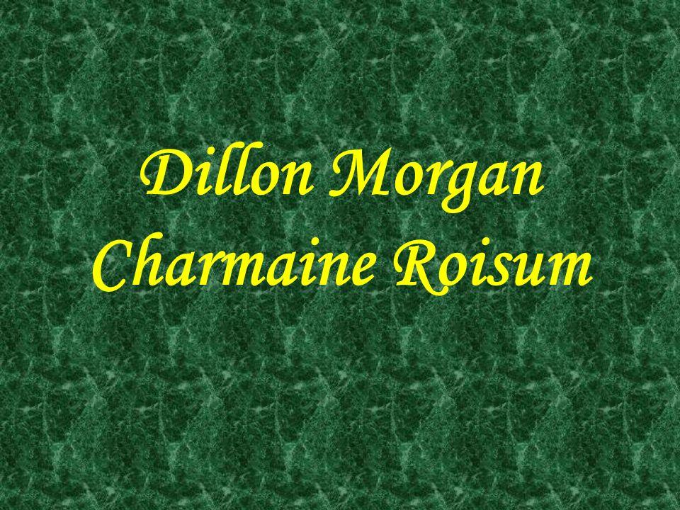 Dillon Morgan Charmaine Roisum