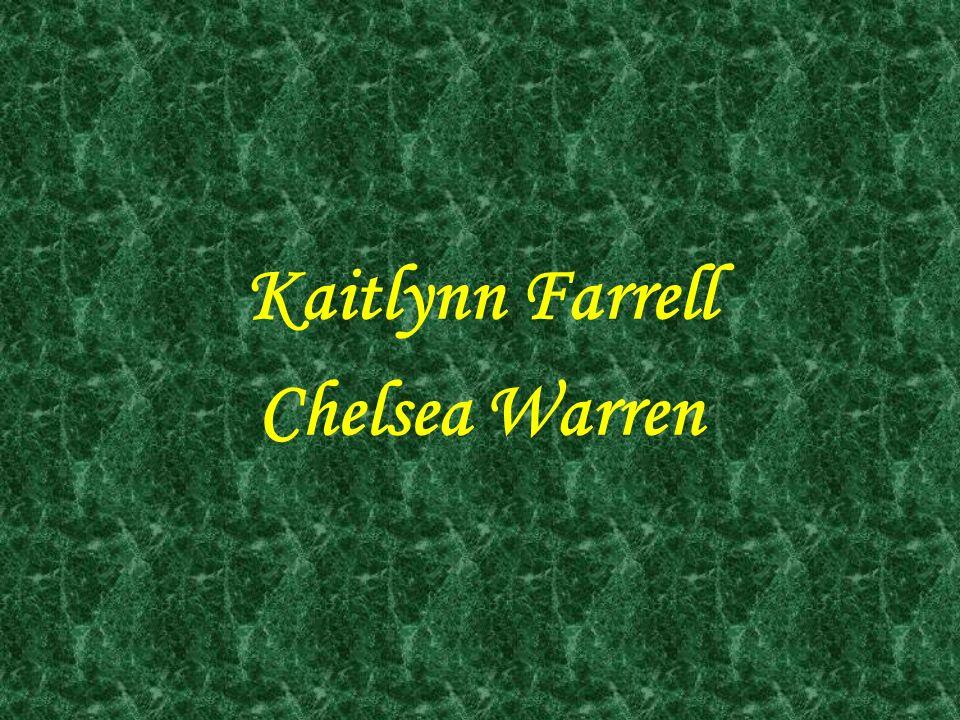 Kaitlynn Farrell Chelsea Warren