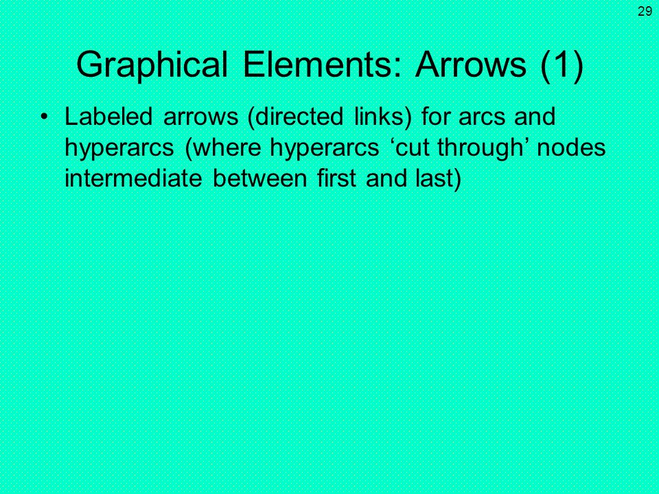 Graphical Elements: Arrows (1)