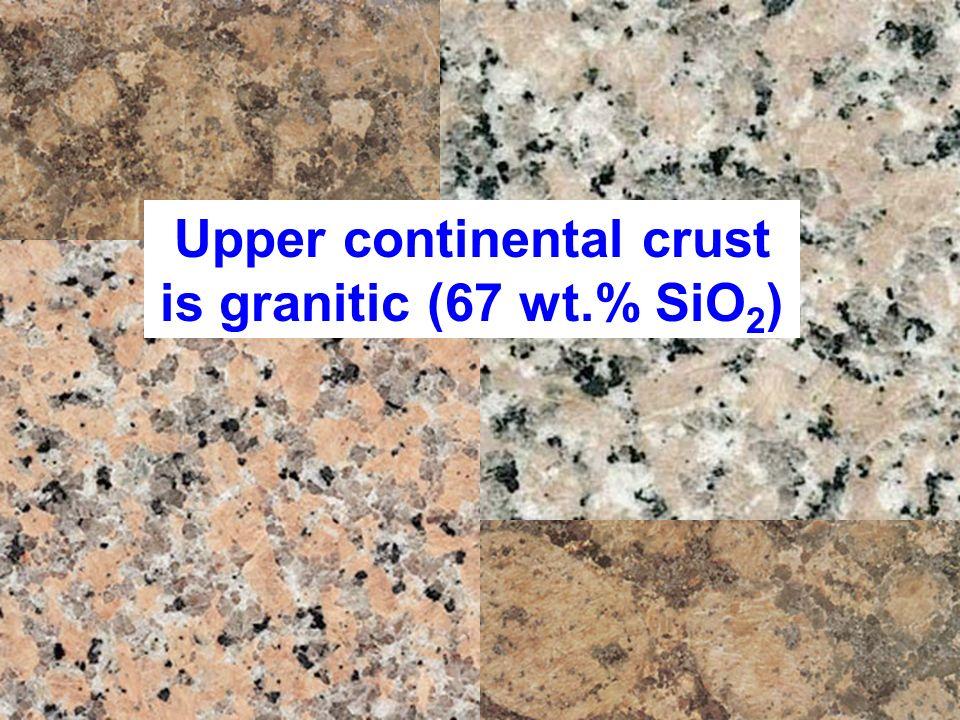 Upper continental crust
