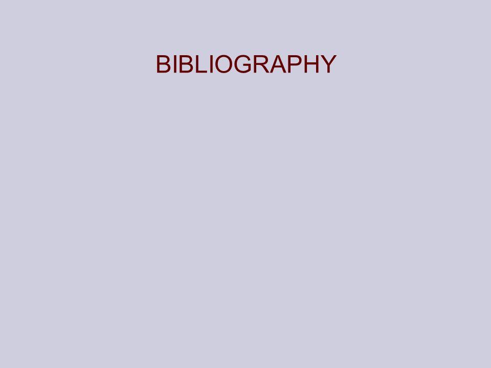 BIBLIOGRAPHY BIBLIOGRAPHY JISC INFONet