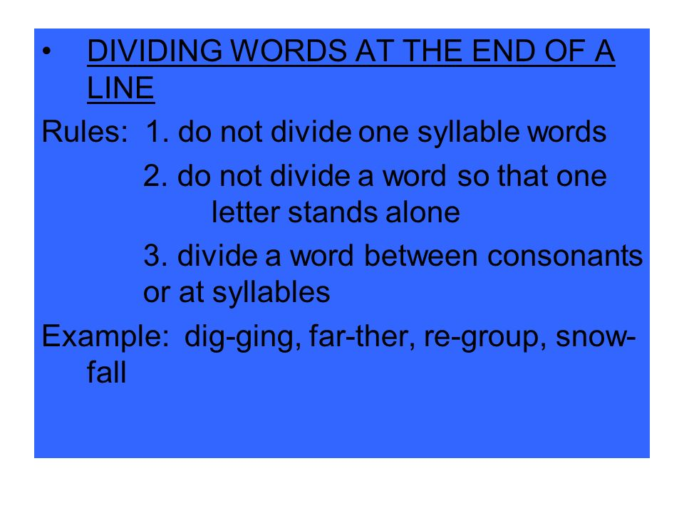 Letter Words That End In Re