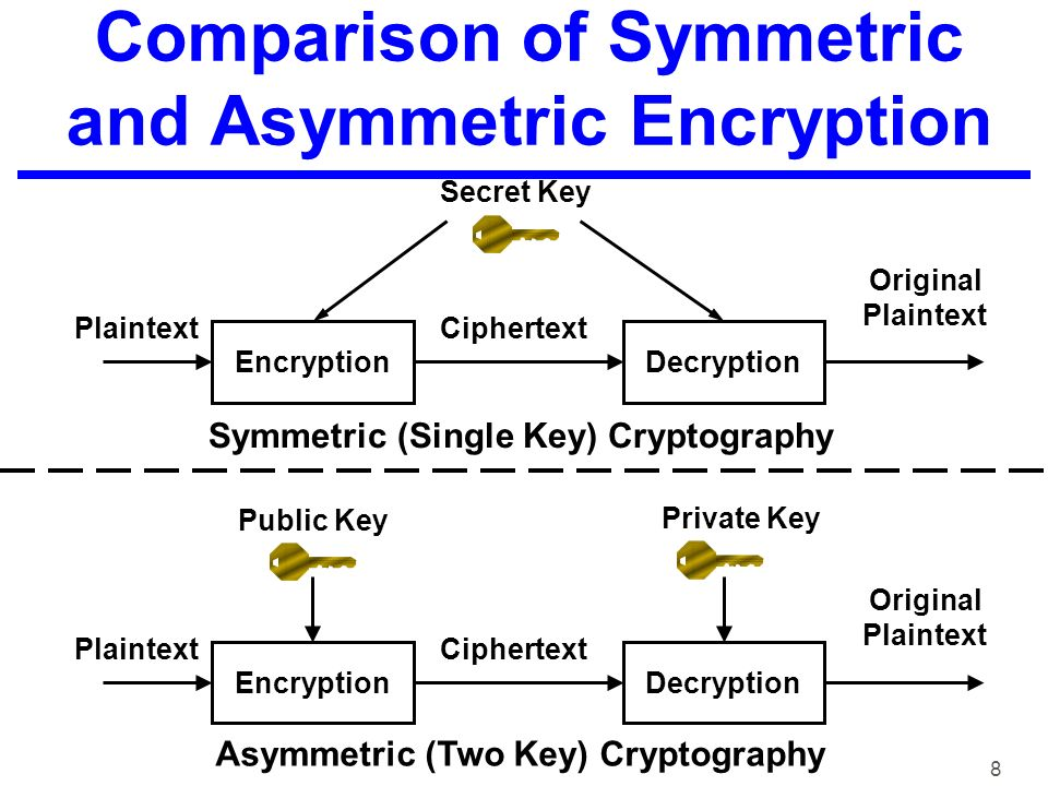 Asymmetric cryptography rsa algorithm python