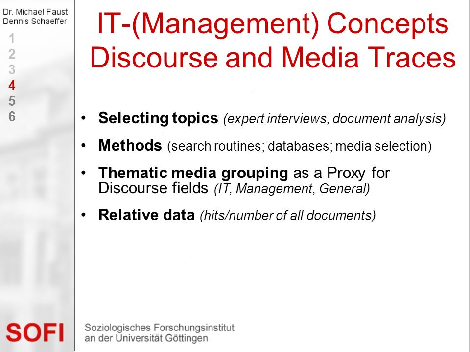 IT-(Management) Concepts Discourse and Media Traces