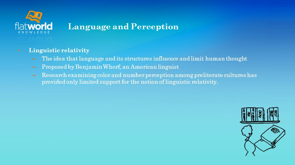 Language and Perception