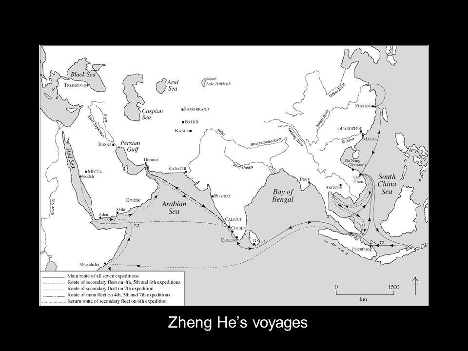 http://www.siu.edu/~dfll/Chinese/Zheng_He.jpg Zheng He's voyages