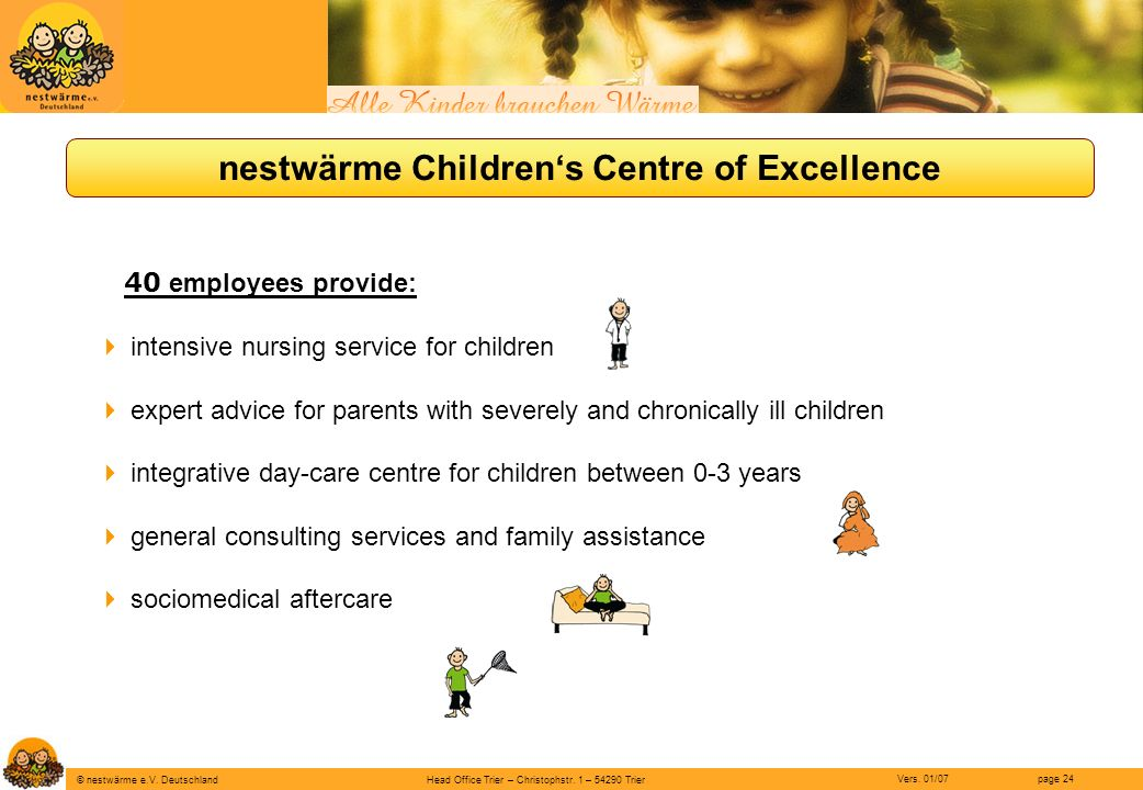nestwärme Children's Centre of Excellence