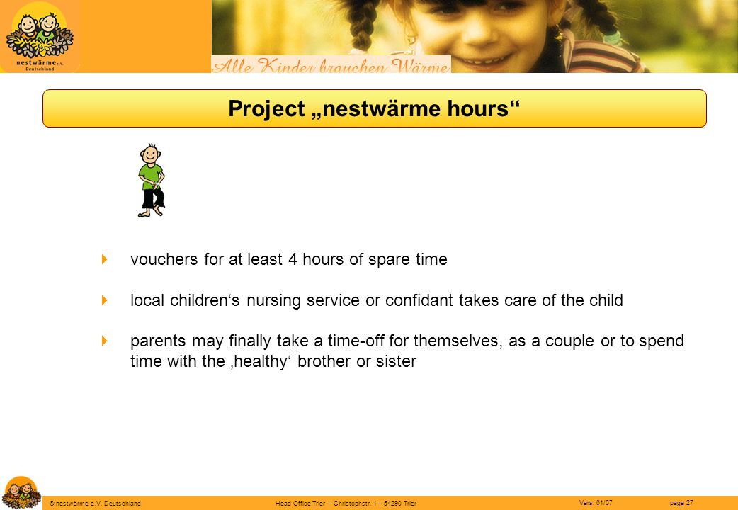 "Project ""nestwärme hours"