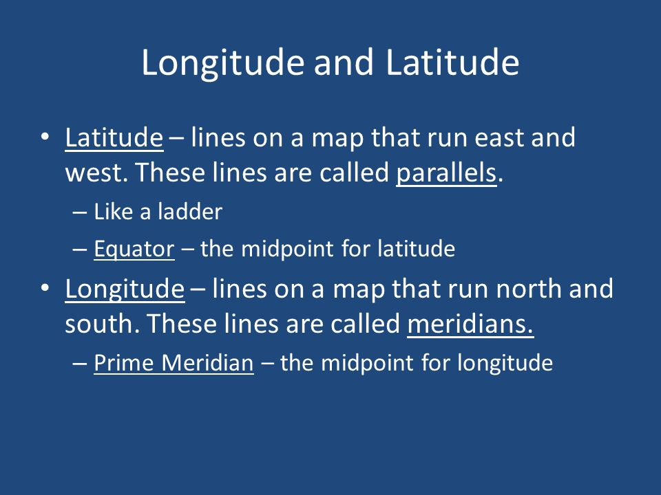 Reading Maps Aim How Does Latitude And Longitude Help Us Read - Western us map with latitude and longitude lines