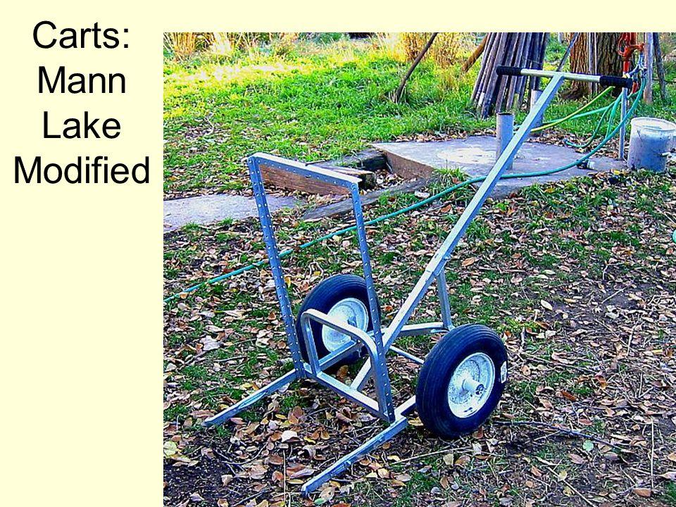 Carts: Mann Lake Modified