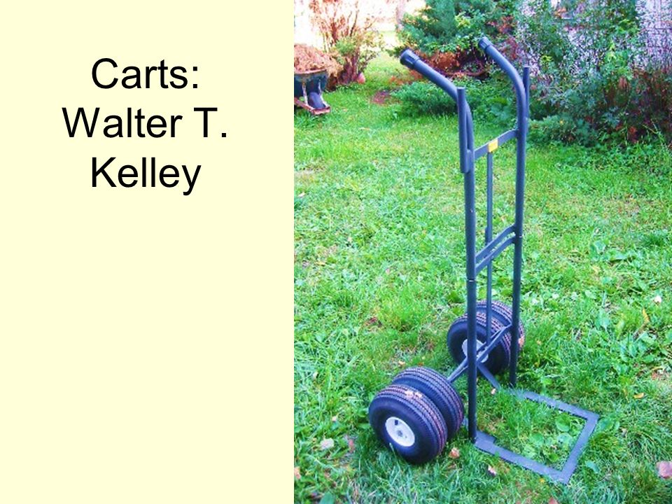 Carts: Walter T. Kelley