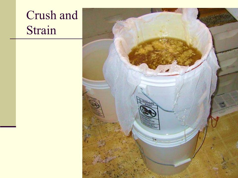 Crush and Strain