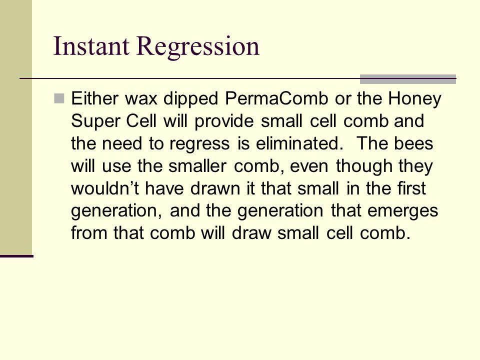Instant Regression