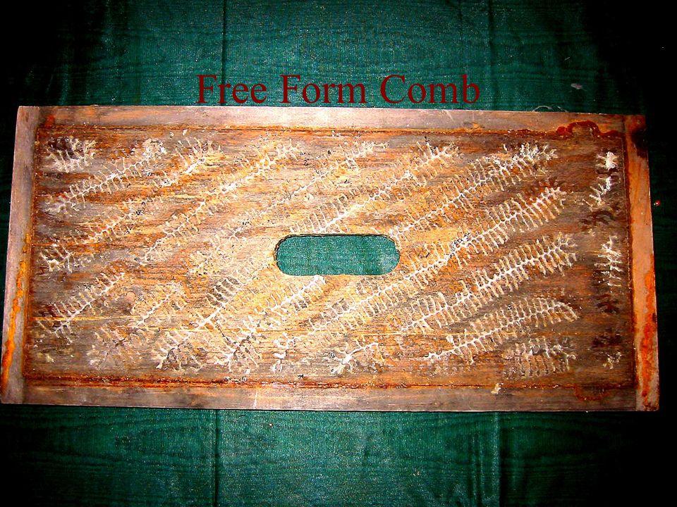 Free Form Comb
