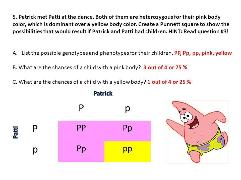 P p PP Pp pp Patrick Patti