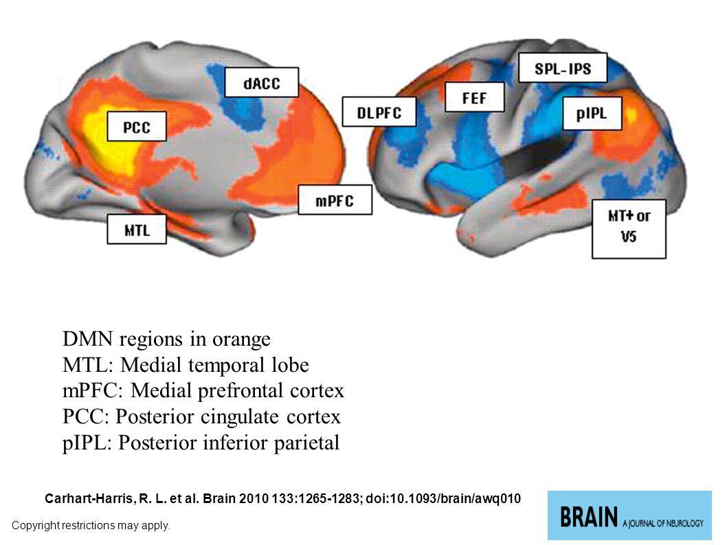 MTL: Medial temporal lobe mPFC: Medial prefrontal cortex