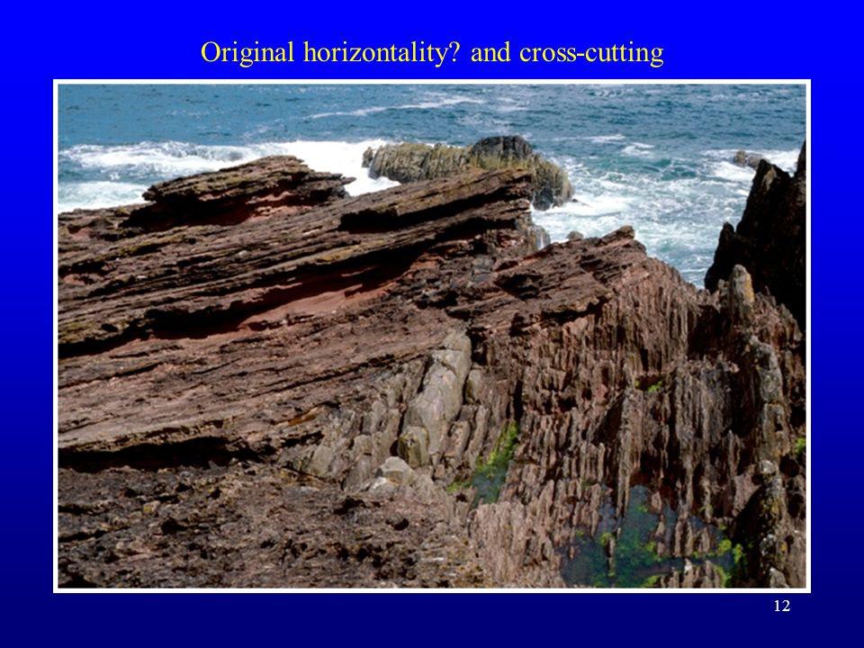 Original horizontality and cross-cutting