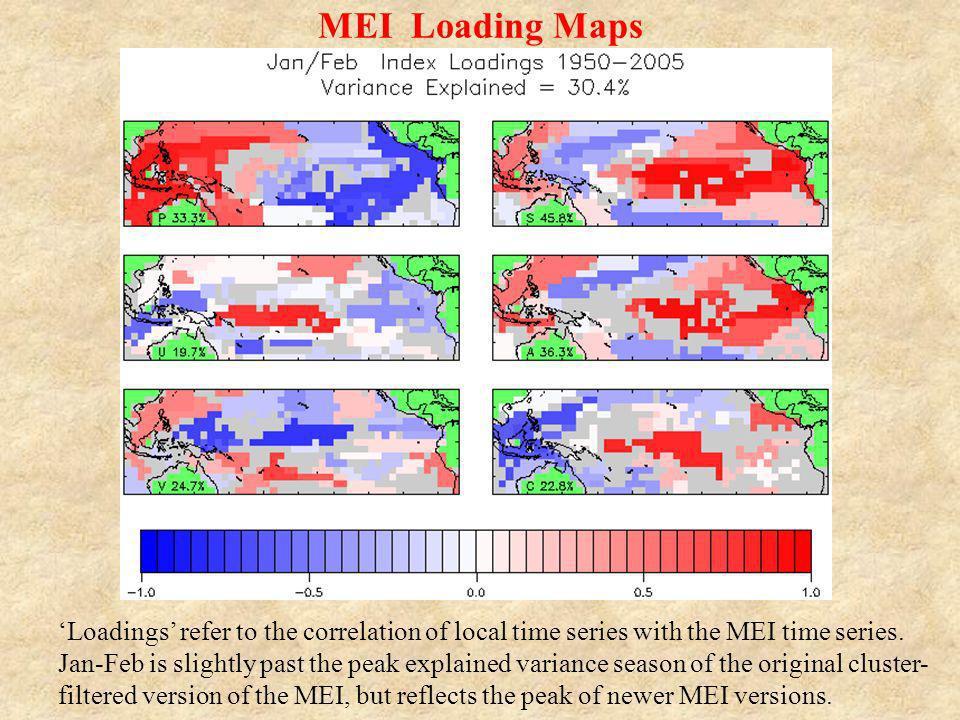 MEI Loading Maps