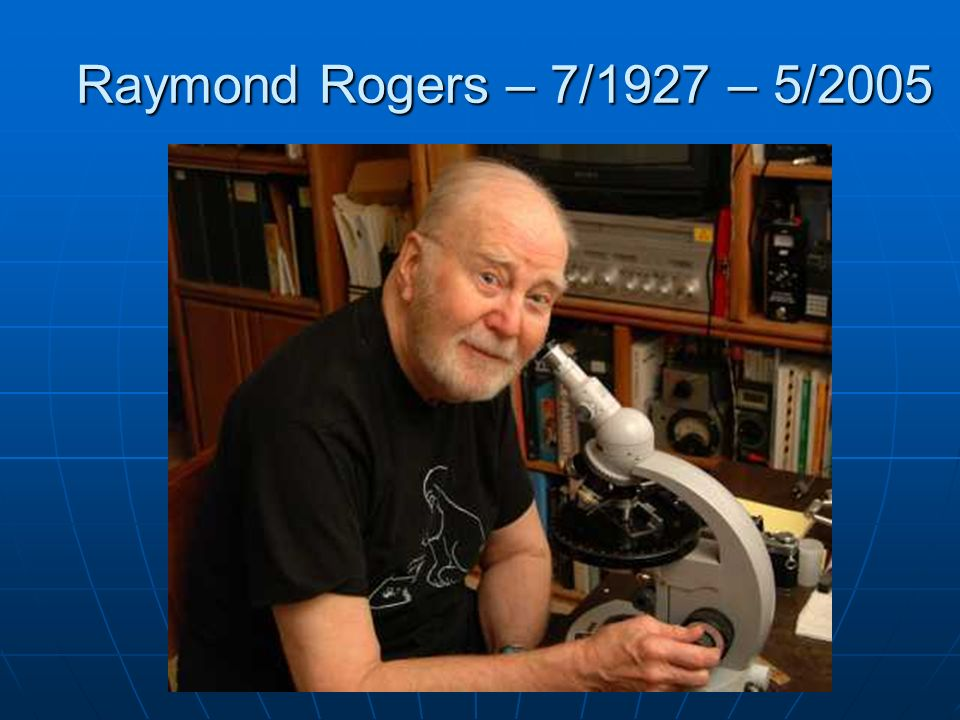 Raymond Rogers – 7/1927 – 5/2005
