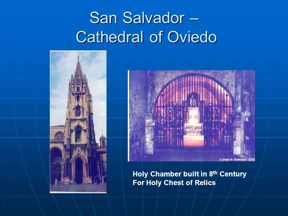 San Salvador – Cathedral of Oviedo