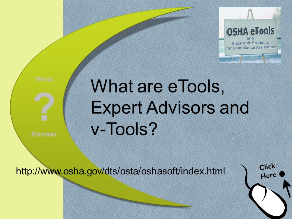 What are eTools, Expert Advisors and v-Tools