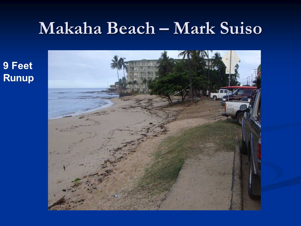 Makaha Beach – Mark Suiso