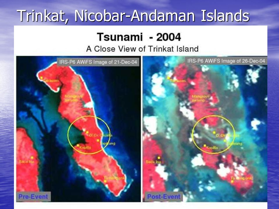 Trinkat, Nicobar-Andaman Islands