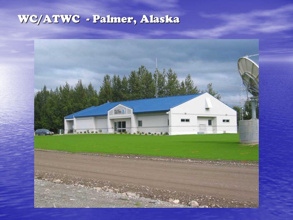 WC/ATWC - Palmer, Alaska