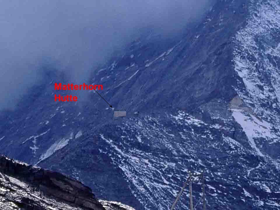 Matterhorn Hutte